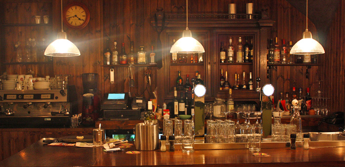 Het Drank en Spijslokaal de Meester in Zandvoort